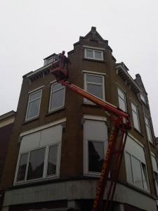project: pand Schiedam voor renovatie