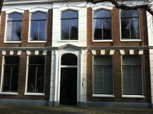 project: renovatie voorgevel woonhuis Noordwijk