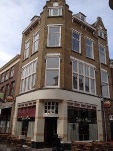 project: pand Schiedam na renovatie